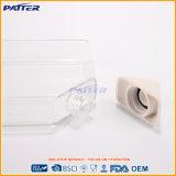 Botella de agua clara plástica modificada para requisitos particulares el mejor precio de Joyshaker