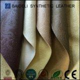 Couro sintético do PVC do projeto da forma para o sofá do Recliner