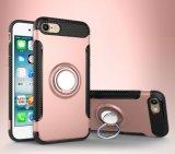 Cassa Anti-Shock magnetica del telefono mobile del più nuovo supporto dell'automobile per iPhone7/7plus/Note8