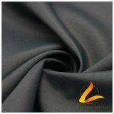 agua de 50d 300t y de la ropa de deportes tela Alto-Elástico tejida chaqueta al aire libre Viento-Resistente 100% del poliester del telar jacquar abajo (T027)