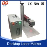 Máquina portable alta de la marca del laser de la fibra de la eficacia 50W