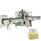 Les mouchoirs de papier automatique emballages en papier tissu serviette Machine d'emballage