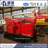 De volledige Hydraulische Installatie van de Boring van de Aandrijving Hfw200L goed voor Verkoop