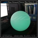 PE Materiële Rotatie Plastic LEIDENE van het Afgietsel Drijvende Bal met Afstandsbediening