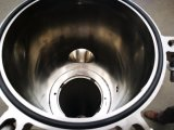 Do fluxo elevado industrial do filtro da alta qualidade carcaça de filtros do cartucho única