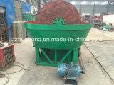China utilizó la máquina mojada del molino de la cacerola para el oro para la venta