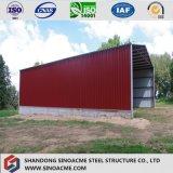 저가 중국에서 제조되는 Prefabricated 강철 구조물 창고