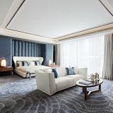 Мебель спальни гостиницы звезды высокого качества 5 самомоднейшая