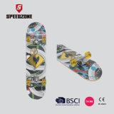 31 Inch Double Kick Tail Skateboard