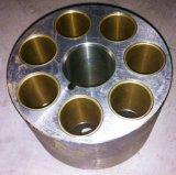 Pièces de rechange de pompe à moteur de course d'excavatrices de ZX330 HMGF57