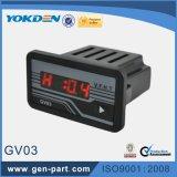 Gv03 AC LED Horímetro do Voltímetro