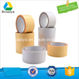 Rolo jumbo tecido industrial de dupla face fita adesiva (DTS10G-12)