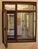 高品質のハードウェアを使って販売の現代建築設計水密のDoor&Windowsのための使用された外部ドア