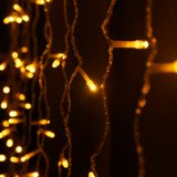 OEM Christmas Decoration 6*3m 600LEDLED Curtain Light Fee Light