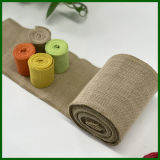 100% yute Fibra Eco-Friendly arpillera Cloth rollo