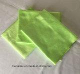 Toalha de microfibra / toalha de toalha / toalha de vidro