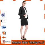 Eine Buttom dünne Sitz-Dame-formale Anzug-Umhüllung