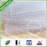 Strati ondulati del tetto del policarbonato della plastica libera per la serra