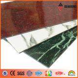 Панель текстуры камня гранита Ideabond алюминиевая составная (AE-509)