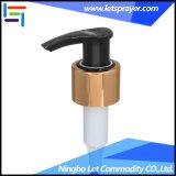 33/410 de jabón dispensador de tornillo de plástico cosmético de la bomba de loción para el champú