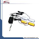 Starway 방수 스트로브 LED 석쇠 빛 헤드 (LED218)