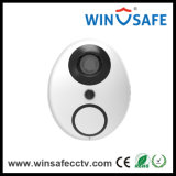 камера нажима перезвона дверного звонока камеры дверного звонока 1080P полная HD беспроволочная WiFi видео-