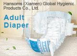 Взрослый пеленки Breathable Ткан-Как заднее изготовление OEM листа