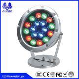 Indicatore luminoso chiaro superiore dell'acquario di alto potere LED della fontana di vendita 18W