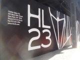 Hoarding Advertising Event Barricade Signage Mesh Banner Impression numérique