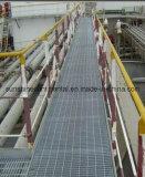 Platform van de Loopbrug van de Staaf van de Gang van het Platform van de Vloer van Galvanzied het Lichtgewicht