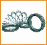 Générateur Slinky le noyau du stator du moteur de la machine de production d'enroulement hélicoïdal