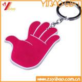 OEM van uitstekende kwaliteit Silicon/PVC Mooie Dierlijke Keychain voor de Gift van de Bevordering