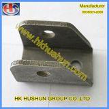 Nickel überzogene Montageplatte (HS-Mt-008)