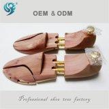 Accessoires en bois américains de civière de chaussure