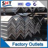 La producción de alta calidad están ajustadas igual ángulo de acero