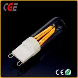 Las lámparas LED Bombilla LED G9 sustituir la lámpara halógena