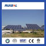 Zweiachsensolargleichlauf-System konzipierte in China