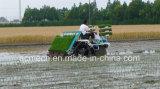 Berijdende Plantmachine 6 van de Rijst van het Type Rij