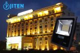 Slim LED Flood Light / Floodlight, éclairage LED 100W IP65 Floodlights