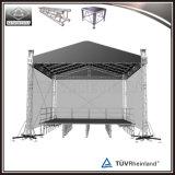 Geworfenes Binder-Dach-System neigte sich Binder-Dach