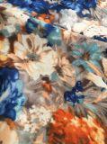 ткань печатание полиэфира ткани 100d Koshibo для женщин платья и кофточки