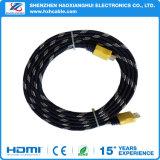 Самый дешевый 1.4V/1080P кабель локальных сетей HDMI для компьютера
