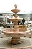 Fontein mf-025 van het Standbeeld van de Fontein van de Steen van de Fontein van Rosetta Marmeren