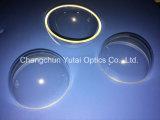 Lente de cristal de la bóveda del zafiro esférico óptico
