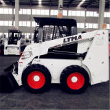 China Ws50 Skid Steer Loader com 0.35m3 Capacidade da balde