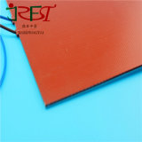 Shenzhen Aquecedor de borracha de silicone flexível Electric Industrial com alta qualidade de telas de aquecimento