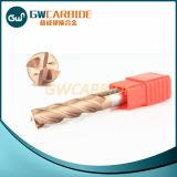 Bewegliche und erträgliche Karbid-Quadrat-Enden-Tausendstel für Ausschnitt-Stahl