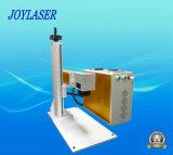 Máquina portable de mano de la marca del laser de la fibra