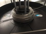 Automatischer Draht, der Maschinen-Sprung-verbiegende Maschine bildet