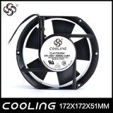 China-Kühlventilator 220V 172*172*51mm 172mm Wechselstrom-Ventilator